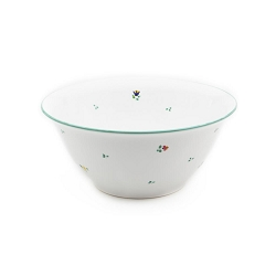 Alpine Flowers Salad Bowl 13.0