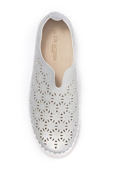 Tulip Shoes Silver