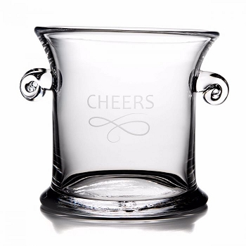 Engraved Norwich Ice Bucket