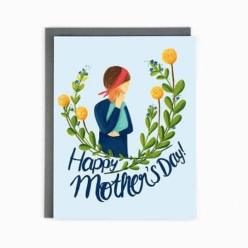 Made in Brockton Mother's Day Card