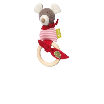 Sigikid Organic Mouse Grasp Toy