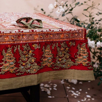 Noel French Tablecloth  59