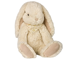 Maileg Fluffy Buffy Bunny Large Off White