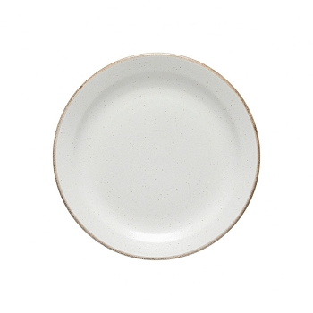 Positano White Dinner Plate Set/4