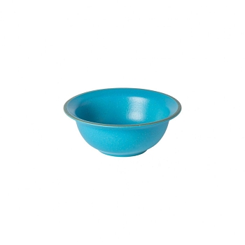 Positano Cyan Cereal Bowl Set/4