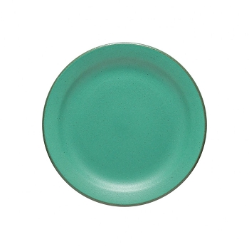 Positano Green Dinner Plate Set/4