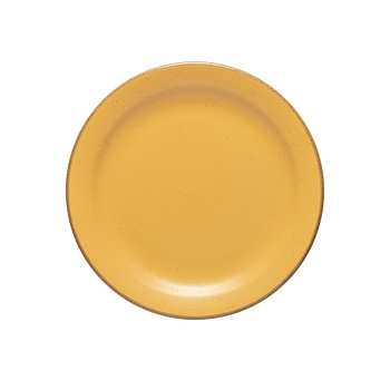 Positano Yellow Dinner Plate Set/4
