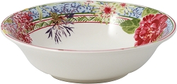 Gien Millefleurs Cereal Bowl set/4