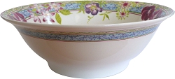 Gien Millefleurs Open Vegetable Bowl Small-  allow 6-8 weeks