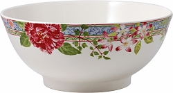 Gien Millefleurs Open Vegetable Bowl Large- allow 6-8 weeks