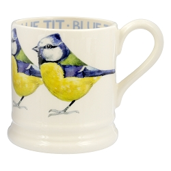 Emma Bridgewater New Blue Tit 1/2 Pint Mug