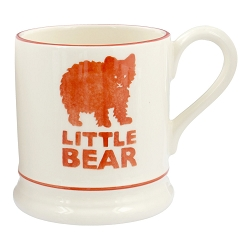 Little Bear 1/2pt Mug