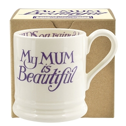 LWF Mum Beautiful 1/2 Pint Mug