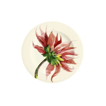 Pink Dahlia 6.5in Plate -4 available
