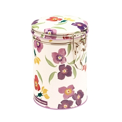Wallflower Caddy with Clip Lid