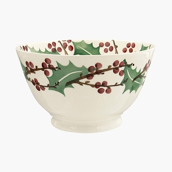 Winterberry Med Old Bowl