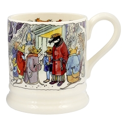 Emma Bridgewater Winter Scene 2017 1/2 Pint Mug - BACK IN STOCK!