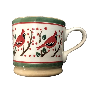 Nicholas Mosse Berry Bird Mug 2020 Sold Out- Check Back