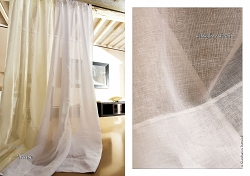 Muse Curtain Panel, Italy