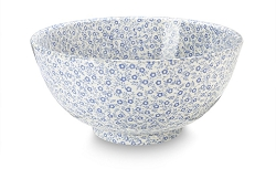 Pale Blue Felicity (Footed Bowl) Chinese Bowl Medium
