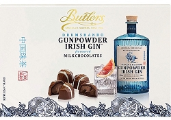 Butlers Drumshanbo Gunpowder Irish Gin® Milk Chocolates Truffles