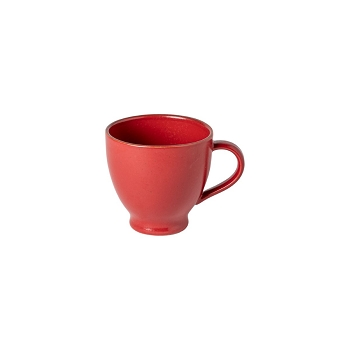 Positano Red Mug Set/4
