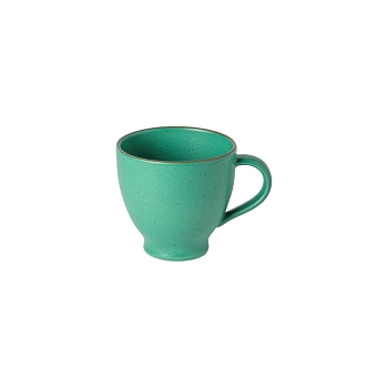 Positano Green Mug Set/4