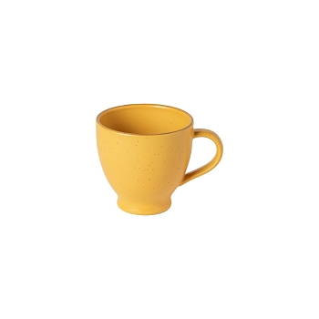 Positano Yellow Mug Set/4