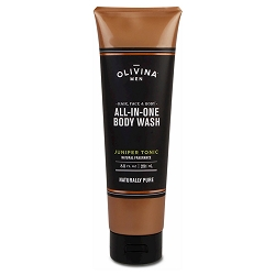 Juniper Tonic Hair, Face and Body All-In-One Wash - 8.5 fl oz