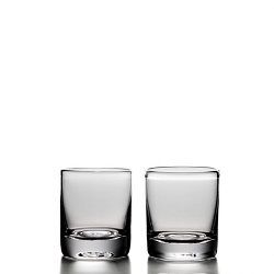 Ascutney Double Old-Fashioned Set In A Gift Box (Set Of 2)