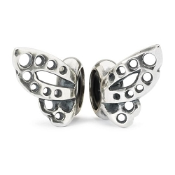 Dancing Butterfly Spacer - pair - 2 pair available
