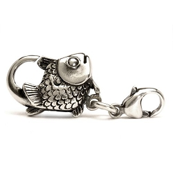 Big Fish Lock, Silver - 3 available