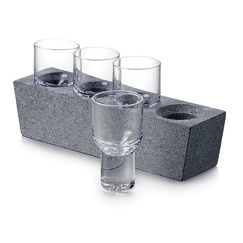 Alpine Vodka Glass Set