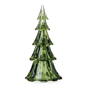 Berry & Thread Full Tower Set/5 in Evergreen (All Tree Tiers)