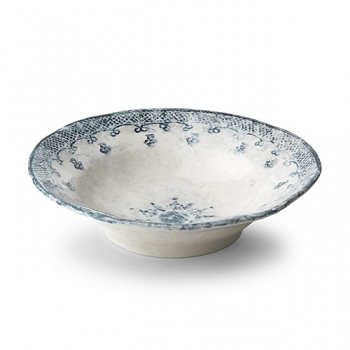 Burano Shallow Bowl