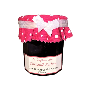 Christine Ferber Wild Blueberry and Blackcurrant -2 available