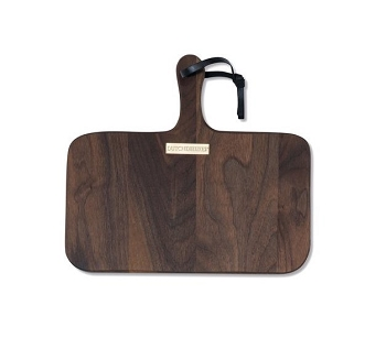 Extra-Small Rectangular French Walnut Bread Board