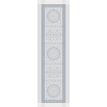 Imperatrice Hermine Table Runner Green Sweet
