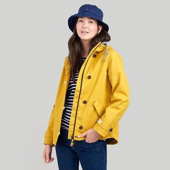Joules Coast Gold Raincoat