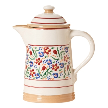 Wild Flower Meadow Coffee Pot  - Retired -1 available