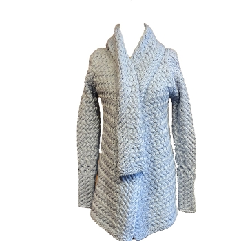 Glenrose Waterfall Cardigan