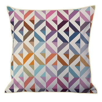 Mille Twist Warm Pillow Cushion Cover Set/2