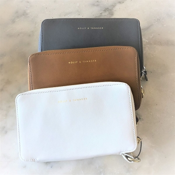 Holly & Tanager Wristlet -3 colors-Final Sale