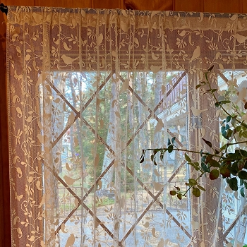 Heritage Lace Bristol Garden 60 x 84 Panel -2 available