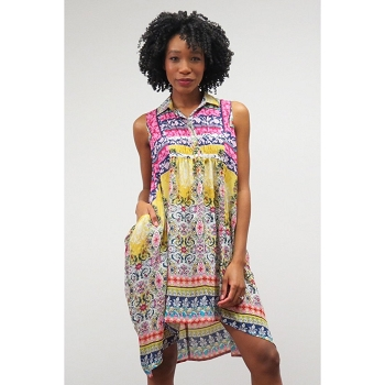 Daryl Tunic Dress