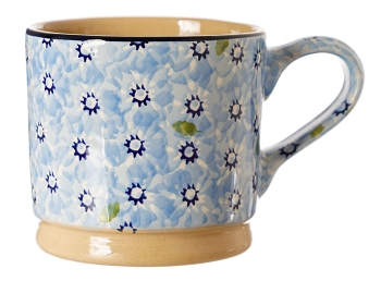 Light Blue Lawn Large Mug
