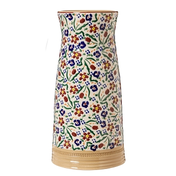 Wild Flower Meadow Large Tapered Vase