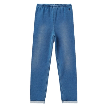 Kids Denim Leggings