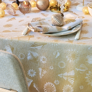 Mille Merry Or Tablecloth