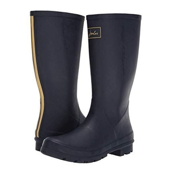 Joules Mid-height Navy Wellies